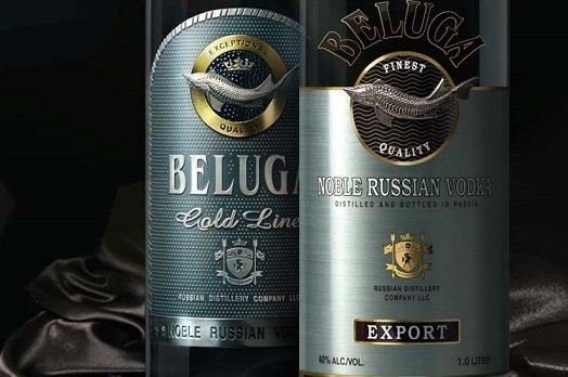 Производитель водки Beluga решил поменять название