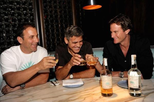 Diageo купит у артиста Джорджа Клуни бренд текилы Casamigos за $1 млрд