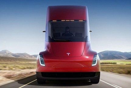 Budweiser сделала большие заказ на грузовые автомобили Tesla Semi