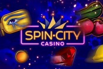 официальный сайт спин сити казино