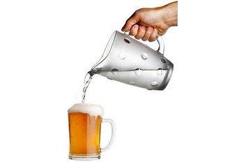 Пеногаситель для пива с краном — Pegas NovoTap